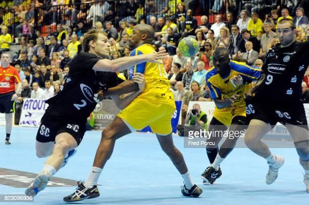 Geoffroy KRANTZ / Igor ANIC Tremblay / Gummersbach Finale Aller Coupe des Coupes de Handball Parc des Sports de Tremblay