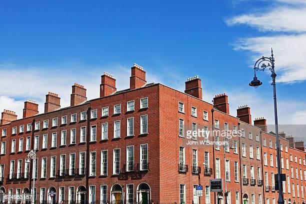 Geogian Houses , Dublin, Ireland