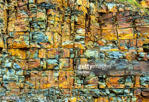 geological material : Stock Photo
