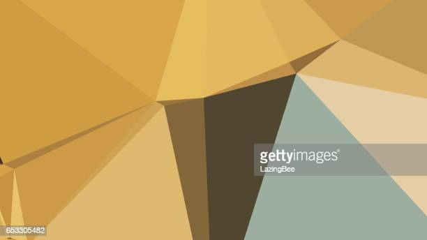 Geometric Minimalist Abstract