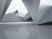 3d rendering of art object