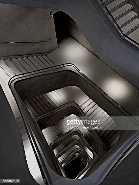Geometric Staircase