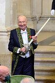 Georg Baselitz Enters L'Academie Des Beaux-Arts In Paris