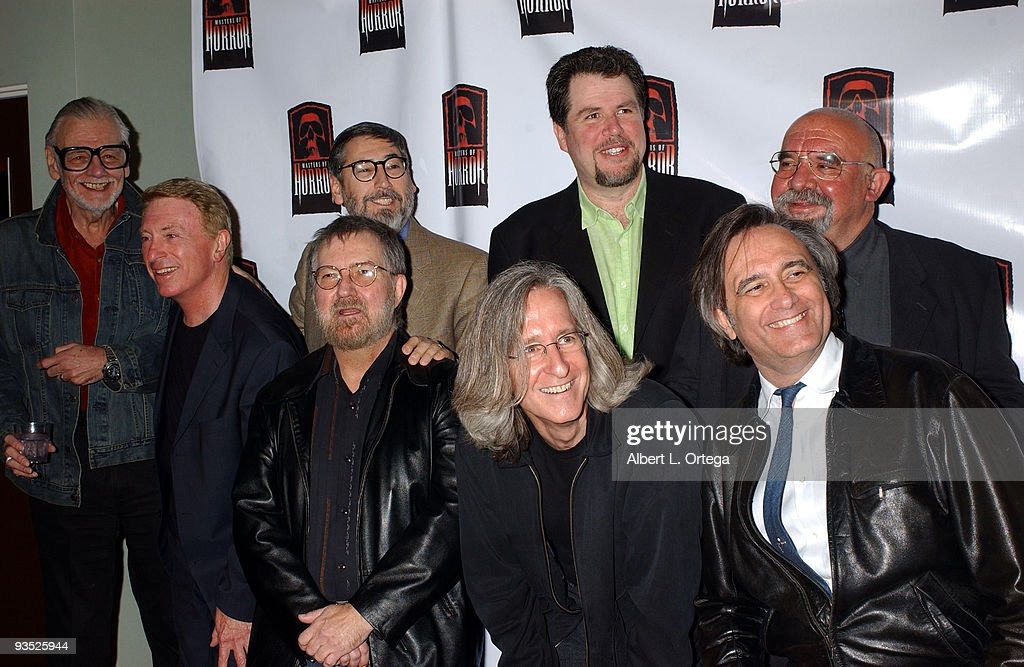 "Launch Celebration for Anthology Series ""Masters of Horror"" - Arrivals"