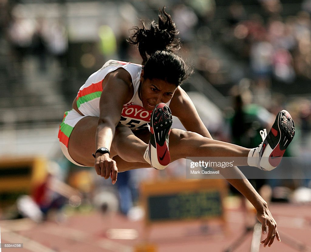 anju bobby george essay Anju bobby george made india proud by winning the bronze medal in long jump at the 2003 world championships in athletics in paris she is also the first indian.