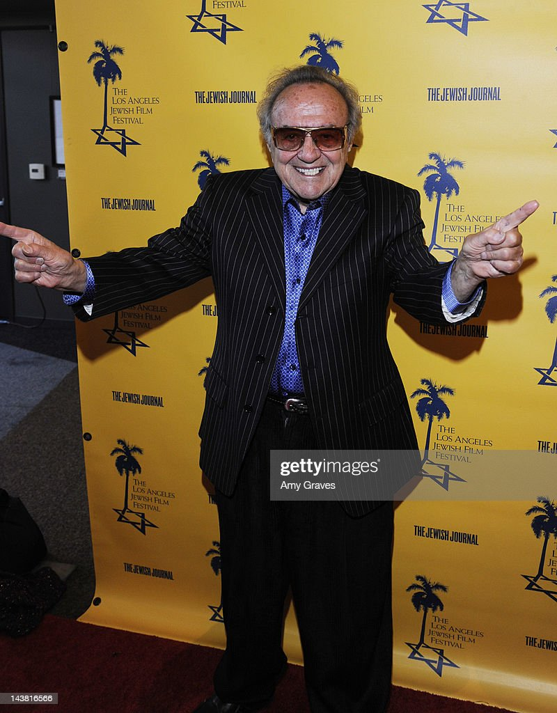 George Barris attends the LA Jewish Film Festival Celebrates Tony Curtis event at Writers Guild Theater on May 3, 2012 in Beverly Hills, California.