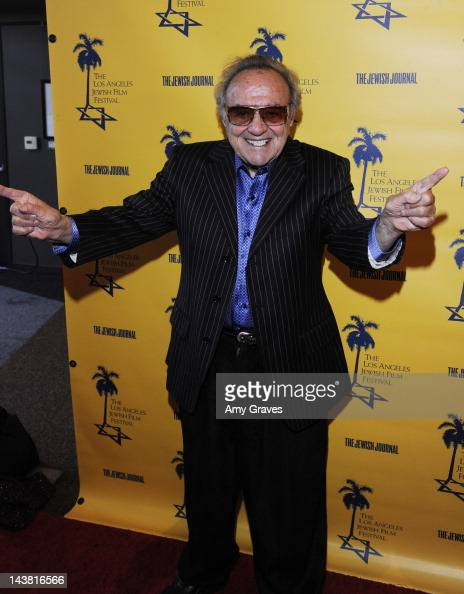 George Barris attends the LA Jewish Film Festival Celebrates Tony Curtis event at Writers Guild Theater on May 3 2012 in Beverly Hills California