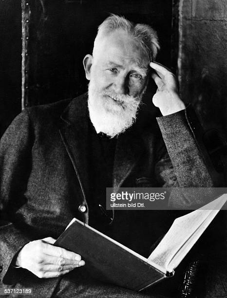 George Bernard ShawGeorge Bernard Shaw Schriftsteller Irland 1929