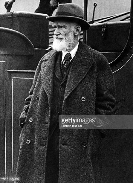 George Bernard ShawGeorge Bernard Shaw Schriftsteller Irland