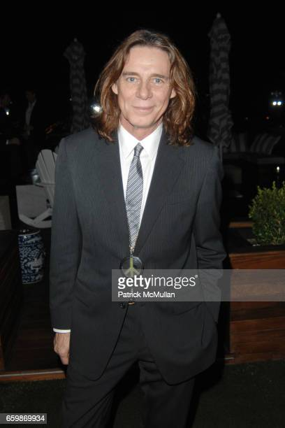 George Blodwell attends Lorenz Baumer Private Dinner in Celebration of his Paris Fine Jewelry Collection at The London West Hollywood Hotel on...