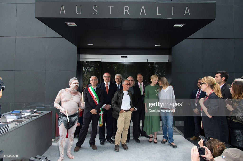 Opening Of The Australian Pavilion At The Venice Biennale