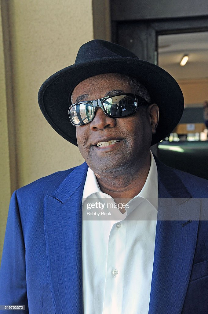 George Brown of Kool & The Gang attends the 2016 New Jersey Hall Of Fame Induction Ceremony at Asbury Park Convention Center on April 7, 2016 in Asbury Park, New Jersey.
