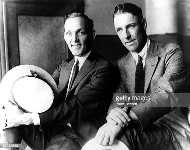 George 'Buck' Weaver and Swede Risberg of the Chicago White Sox pose for a portrait circa 1919 They would be 2 of the 8 players that bet on the 1919...