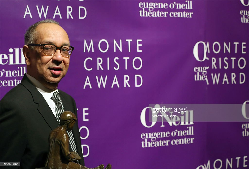 George C Wolfe attends the 16th Annual Monte Cristo Award ceremony honoring George C Wolfe presented by The Eugene O'Neill Theater Center at Edison...