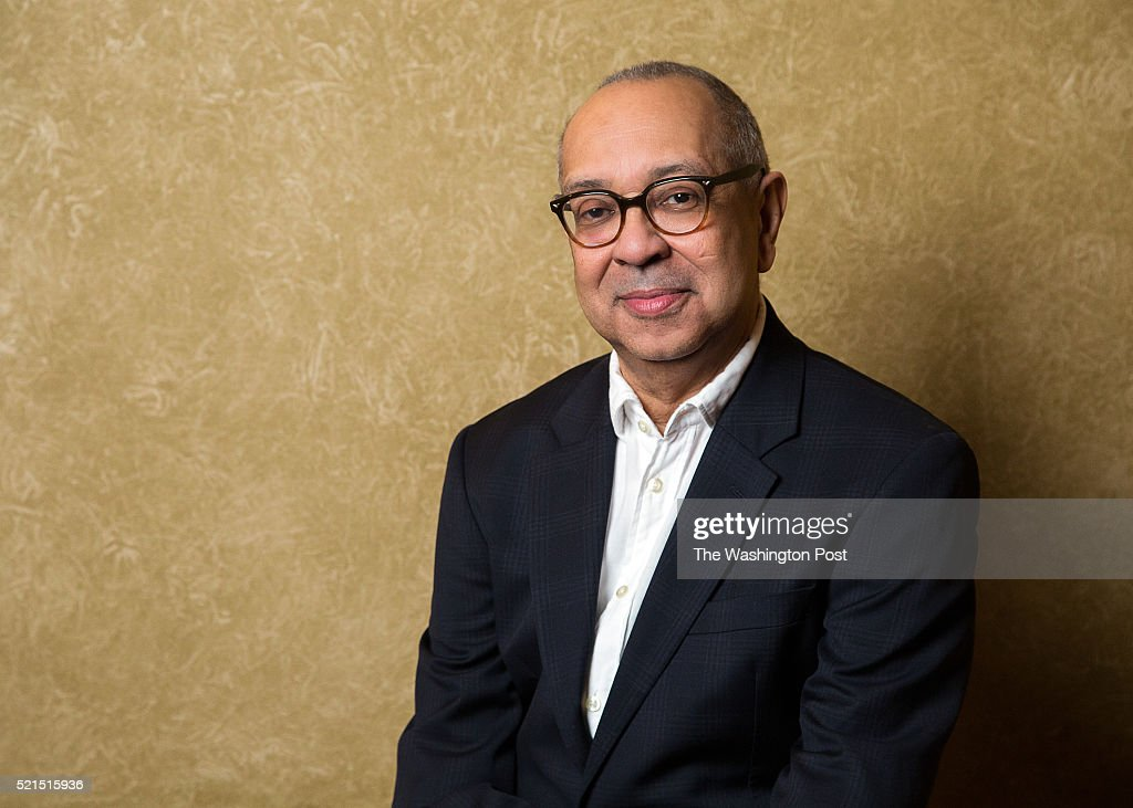 YORK NY George C Wolfe who's directing 'Shuffle Along' with a cast that includes Audra McDonald Brian Stokes Mitchell and Billy Porter Photographed...