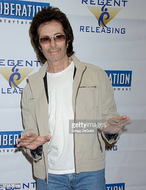 George Chakiris during 'Stephanie Daley' Los Angeles Screening Arrivals at Regent Showcase Theatre in Hollywood California United States