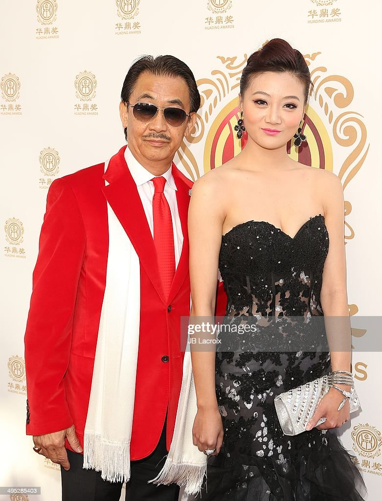George Cheung attends the Huading Film Awards on June 1, 2014 at Ricardo Montalban Theatre in Los Angeles, California.