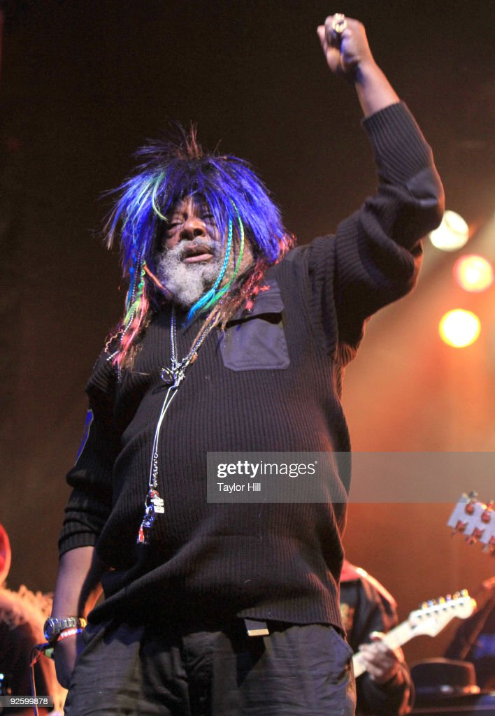 George Clinton performs during the 2009 Voodoo Experience Day 2 at City Park on October 31, 2009 in New Orleans, Louisiana.