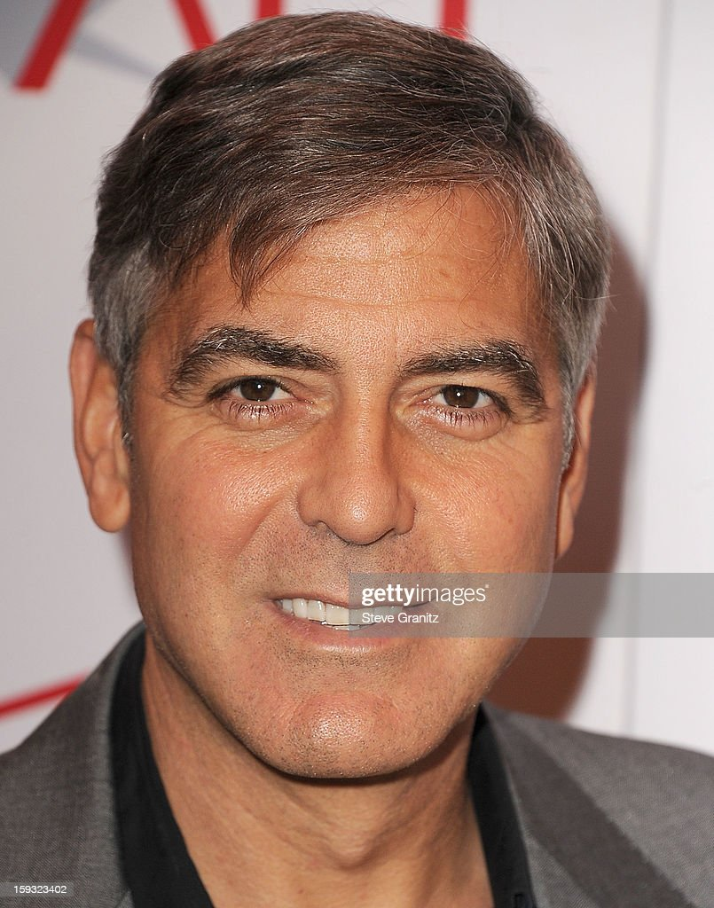 <a gi-track='captionPersonalityLinkClicked' href=/galleries/search?phrase=George+Clooney&family=editorial&specificpeople=202529 ng-click='$event.stopPropagation()'>George Clooney</a> arrive at the 2012 AFI Awards Luncheon at Four Seasons Hotel Los Angeles at Beverly Hills on January 11, 2013 in Beverly Hills, California.