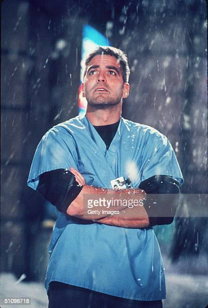 George Clooney Stars In Year 5 Of 'Er'