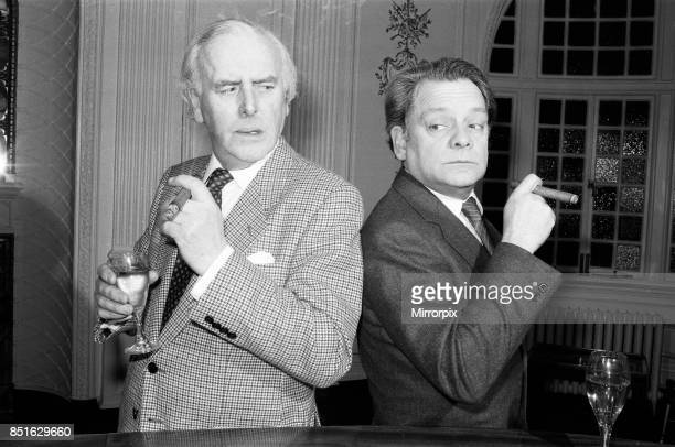 George Cole and David Jason are now rivals in the West End as well as on television for they have found themselves appearing in theatres facing each...