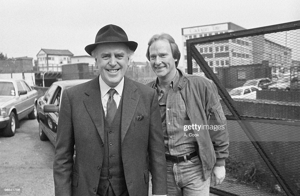 <a gi-track='captionPersonalityLinkClicked' href=/galleries/search?phrase=George+Cole+-+British+Actor&family=editorial&specificpeople=898147 ng-click='$event.stopPropagation()'>George Cole</a> pictured as Arthur Daley with <a gi-track='captionPersonalityLinkClicked' href=/galleries/search?phrase=Dennis+Waterman&family=editorial&specificpeople=223870 ng-click='$event.stopPropagation()'>Dennis Waterman</a> as Terry McCann, in a scene from the ITV drama Minder, 26th May 1988.