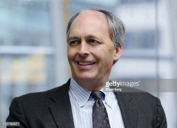 George Colony chief executive officer of Forrester Research Inc speaks during an interview in New York US on Wednesday March 23 2011 Forrester is an...