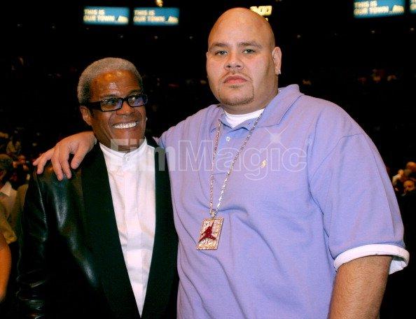 George Daniels and Fat Joe...