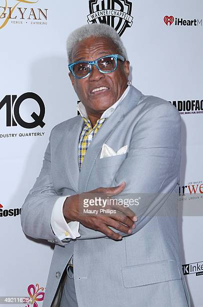 George Daniels attends Living Legends Foundation 19th Awards show and dinner at Taglyan Cultural Complex on October 9 2015 in Hollywood California