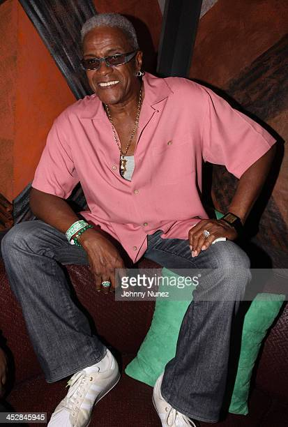George Daniels attends the Heineken Red Star Soul concert at The Shrine on August 6 2009 in Chicago Illinois
