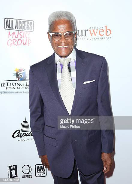 George Daniels attends the Living Legends Foundation's 20th Annual Awards Gala at Taglyan Cultural Complex on October 6 2016 in Hollywood California