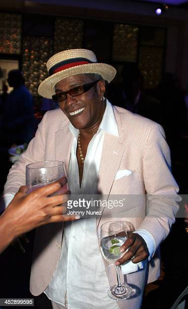 George Daniels during 2005 BET Awards After Party at The Highlands in Hollywood California United States
