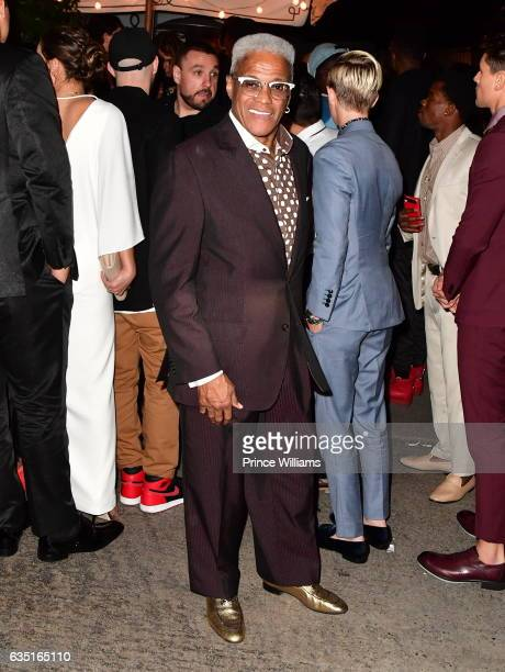 George Daniels seen on February 12 2017 in Los Angeles California