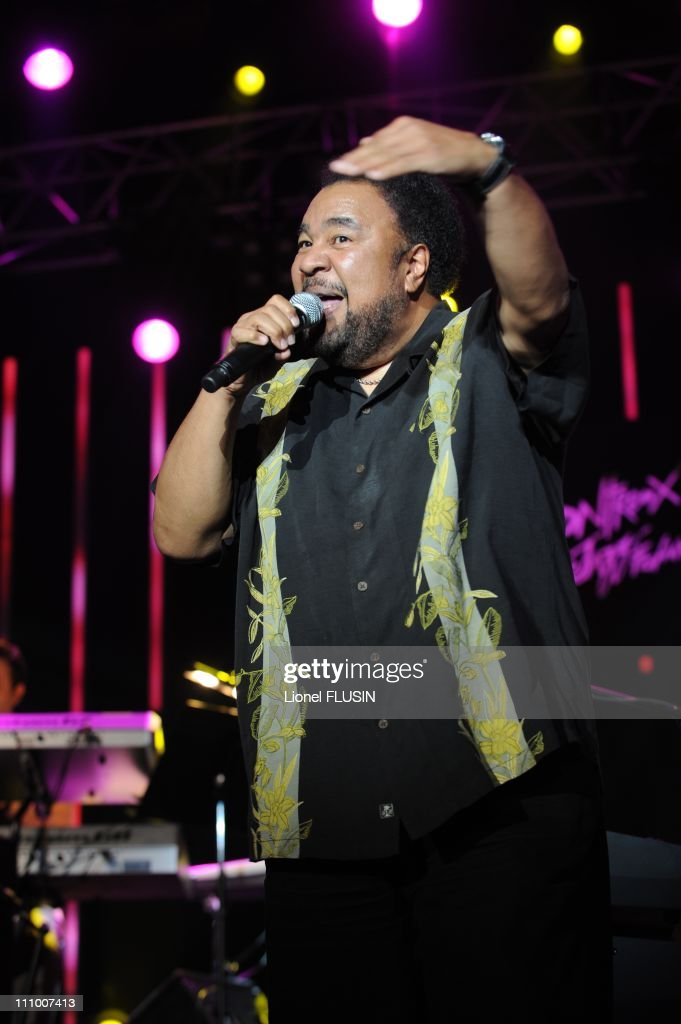 <a gi-track='captionPersonalityLinkClicked' href=/galleries/search?phrase=George+Duke&family=editorial&specificpeople=846842 ng-click='$event.stopPropagation()'>George Duke</a> performs at the Montreux Jazz Festival in Montreux, Switzerland on July 13th, 2009.