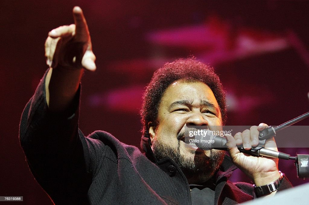 George Duke performs on stage during the Standard Bank Joy of Jazz 2007 held in Newtown on August 24, 2007 in Johannesburg, South Africa.
