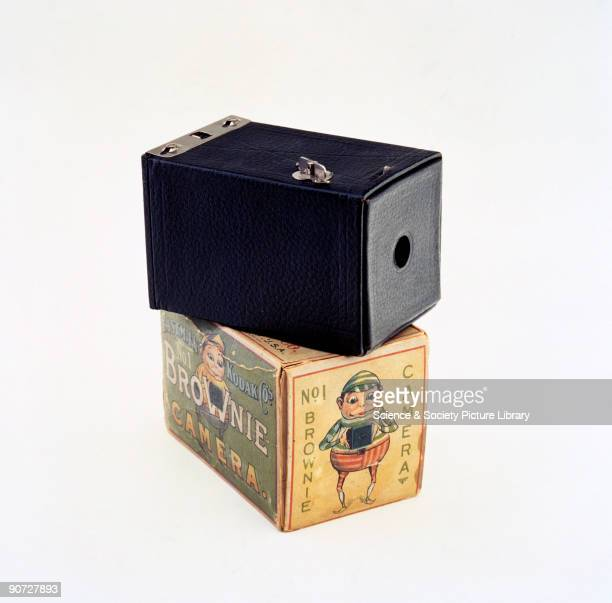 George Eastman marketed the original Brownie to be an inexpensive camera for the mass market when first introduced in 1900 the price of the camera...