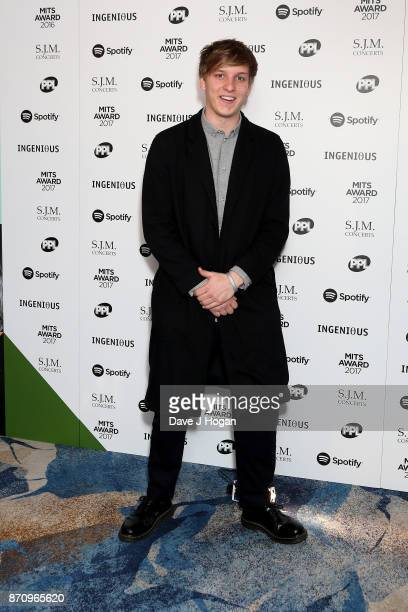 George Ezra attends the 26th annual Music Industry Trust Awards held at The Grosvenor House Hotel on November 6 2017 in London England
