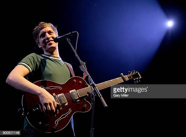 George Ezra performs in concert at ACL Live on December 8 2015 in Austin Texas