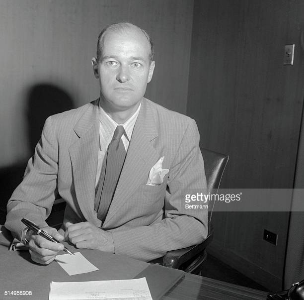 George F Kennan of Milwaukee Wisconsin former State Department Foreign Service officer who is now director of the newlycreated policy planning staff...