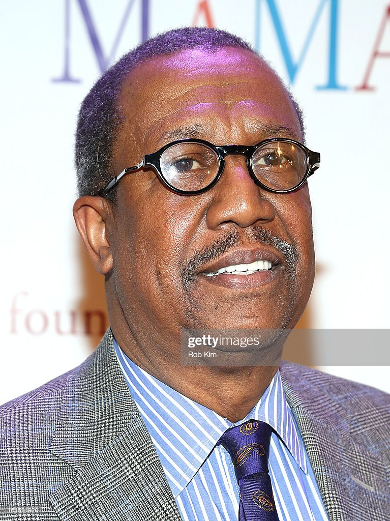 George Faison attends 'Mama I Want To Sing' 30th Anniversary Gala Celebration at The Dempsey Theatre on March 23, 2013 in New York City.