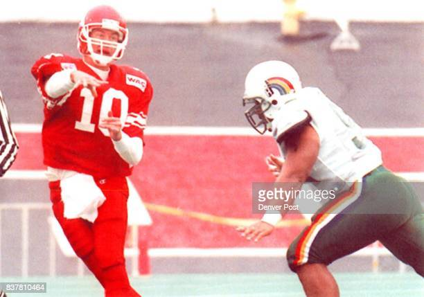 George Frey special to the Denver Post Mike McCoy the secondhighestrated in Utah history says adversity has helped make him a better player Football...