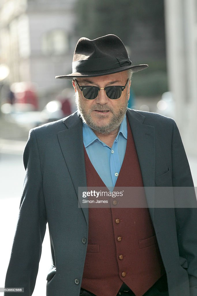 <a gi-track='captionPersonalityLinkClicked' href=/galleries/search?phrase=George+Galloway&family=editorial&specificpeople=206709 ng-click='$event.stopPropagation()'>George Galloway</a> sighting on February 7, 2016 in London, England.