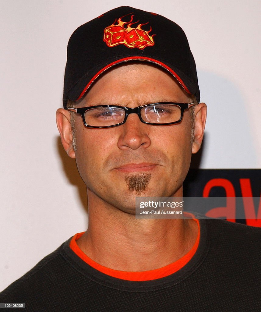 George Gray during Von Dutch Designer Christian Audigier's Birthday Celebration at Private residence in Hollywood, California, United States. Show more - george-gray-during-von-dutch-designer-christian-audigiers-birthday-picture-id105408235