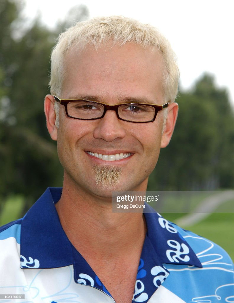 George Gray of 'Weakest Link' during 4th Annual Celebrity Golf Classic Hosted By The National Breast Cancer Coalition at Valencia Country Club in Valencia, ... - george-gray-of-weakest-link-during-4th-annual-celebrity-golf-classic-picture-id105149942