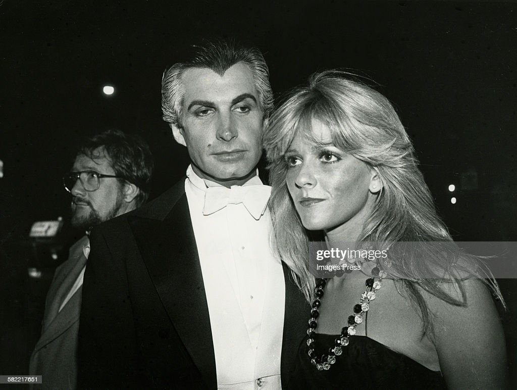 liz rosen stock photos and pictures getty images george hamilton and liz treadwell circa 1979 in new york city