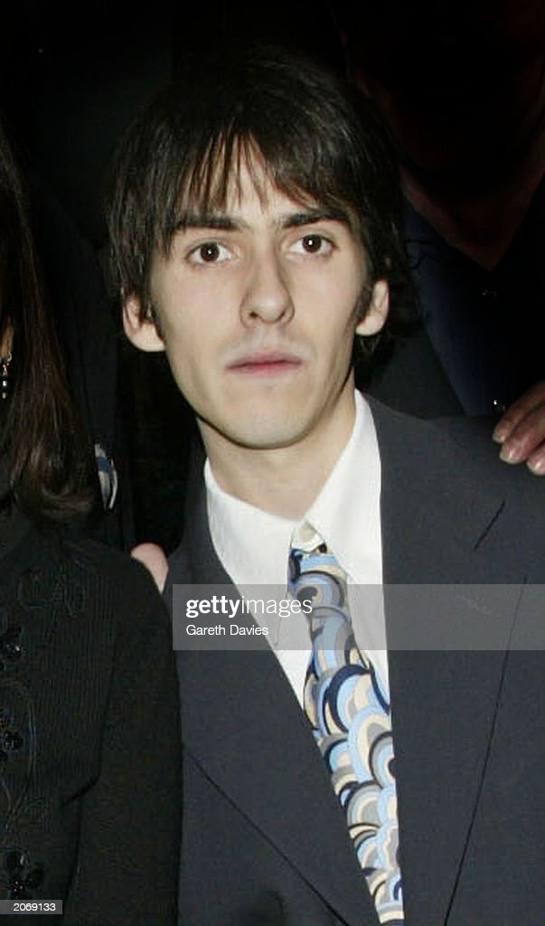 George Harrison's son Dhani at the British Independent Film Awards (BIFAs) at Pacha Nightclub, Victoria, London, October 30, 2002.