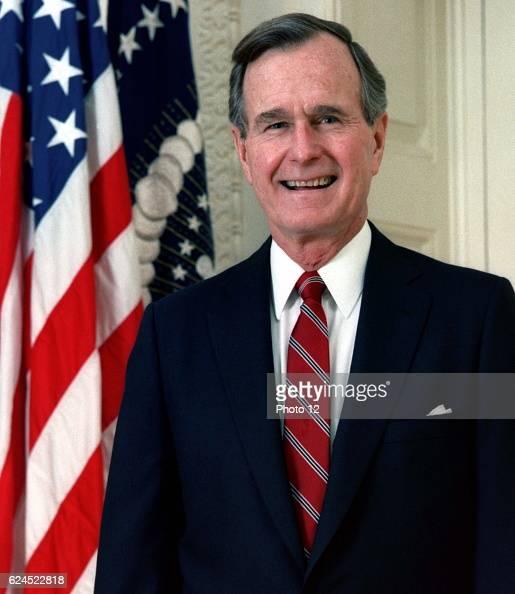 George Herbert Walker Bush 41st President of the United States Vice President