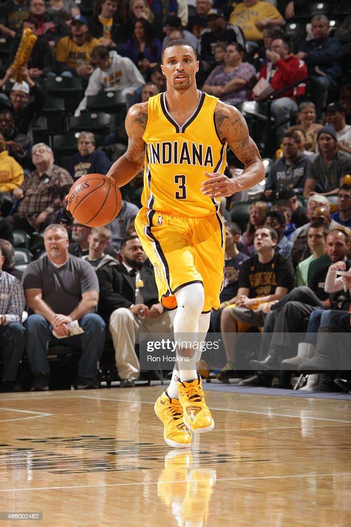 Milwaukee Bucks v Indiana Pacers