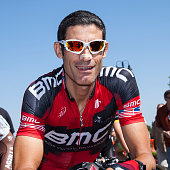 George Hincapie of the BMC Racing Team prior to Stage 6 of the AMGEN Tour of California