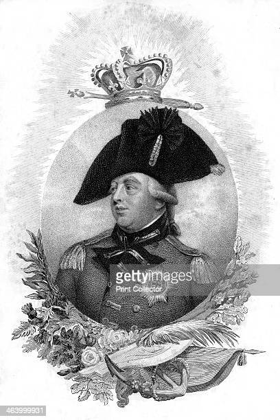 George III of the United Kingdom Portrait of King George III who ruled Britain from 1760 until his son became Regent in 1811